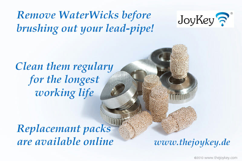 JoyKey and WaterWicks